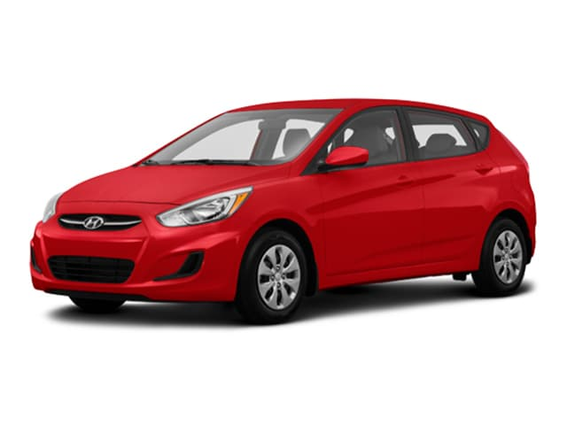 2017 Hyundai Accent Hatchback